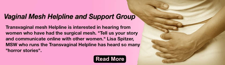 Vaginal Mesh Support Group